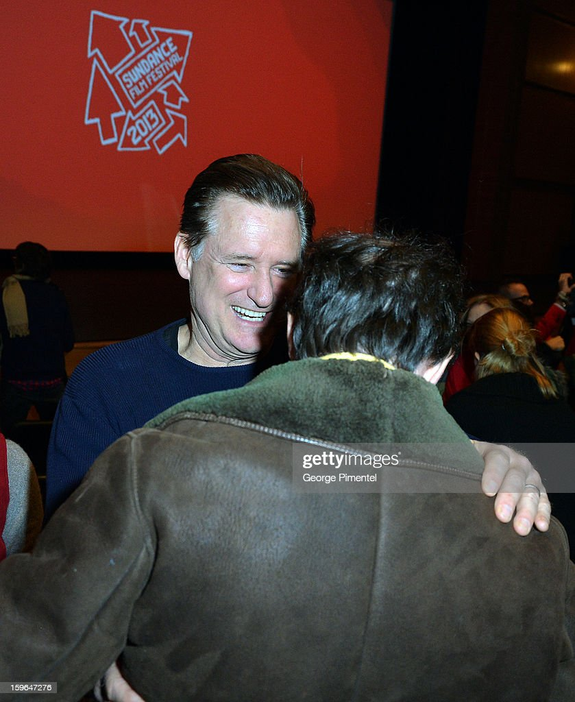 Actor Bill Pullman attends the 'May In The Summer' premiere during the 2013 Sundance Film Festival at Eccles Center Theatre on January 17, 2013 in Park City, Utah.