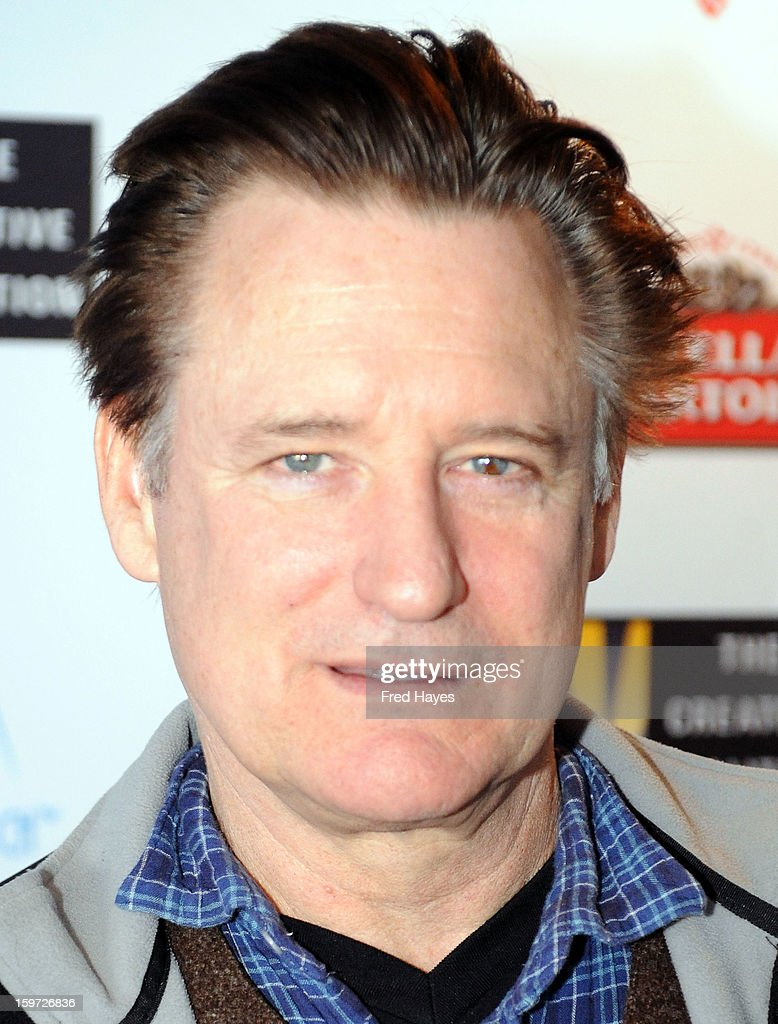 Actor Bill Pullman attends the Sundance Film Festival: Creative Coalition Luncheon at The Sky Lodge during the 2013 Sundance Film Festival on January 19, 2013 in Park City, Utah.