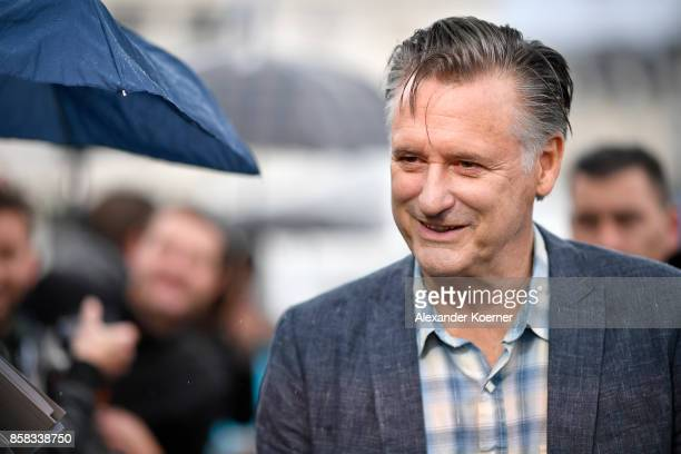 Actor Bill Pullman attends the 'The Ballad of Lefty Brown' premiere at the 13th Zurich Film Festival on October 6 2017 in Zurich Switzerland The...