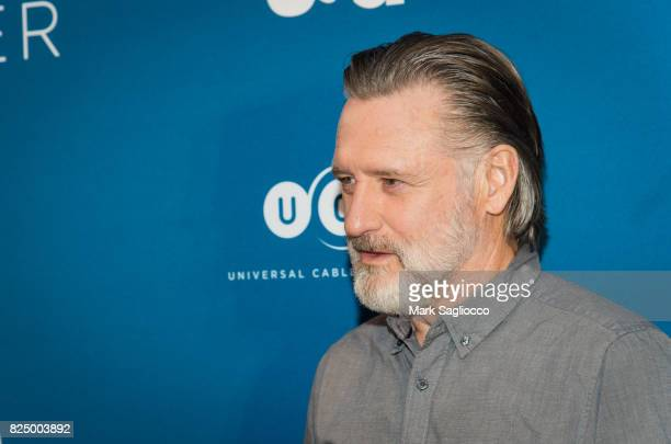 Actor Bill Pullman attends the 'The Sinner' Series Premiere Screening at the Crosby Street Hotel on July 31 2017 in New York City