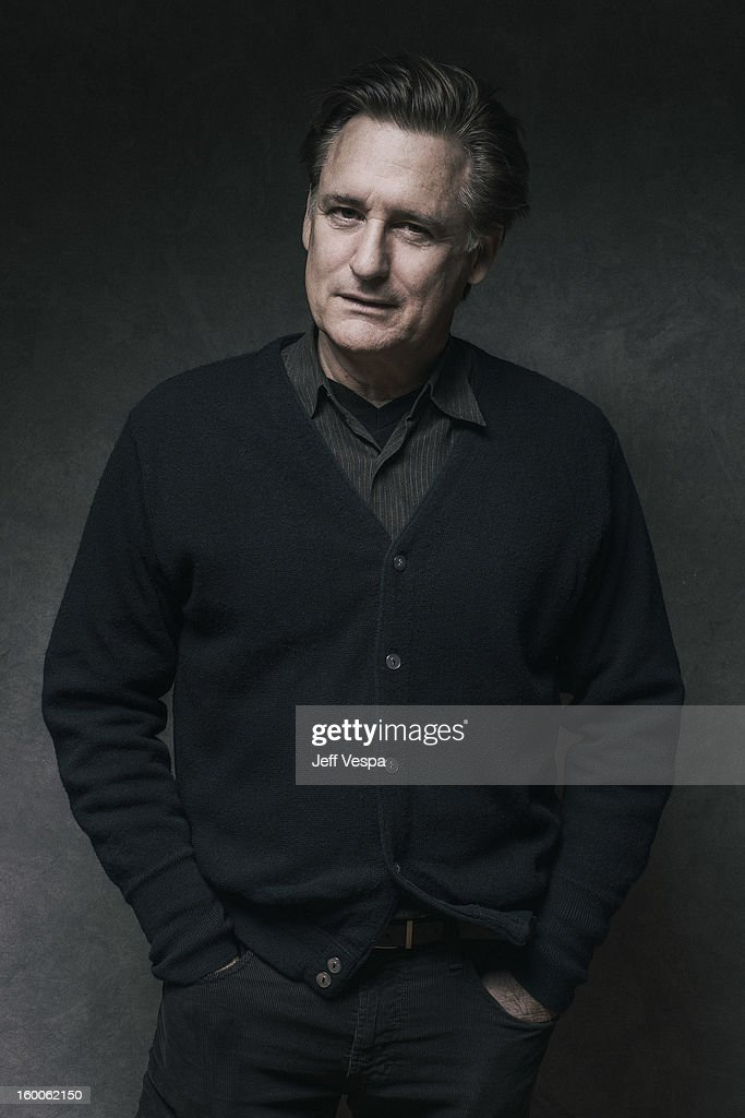 Actor Bill Pullman is photographed at the Sundance Film Festival for Self Assignment on January 18, 2013 in Park City, Utah.