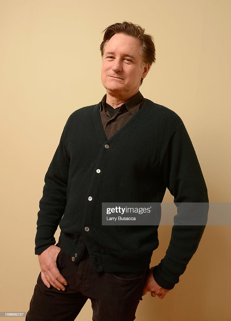 Actor <a gi-track='captionPersonalityLinkClicked' href=/galleries/search?phrase=Bill+Pullman&family=editorial&specificpeople=226899 ng-click='$event.stopPropagation()'>Bill Pullman</a> poses for a portrait during the 2013 Sundance Film Festival at the Getty Images Portrait Studio at Village at the Lift on January 18, 2013 in Park City, Utah.