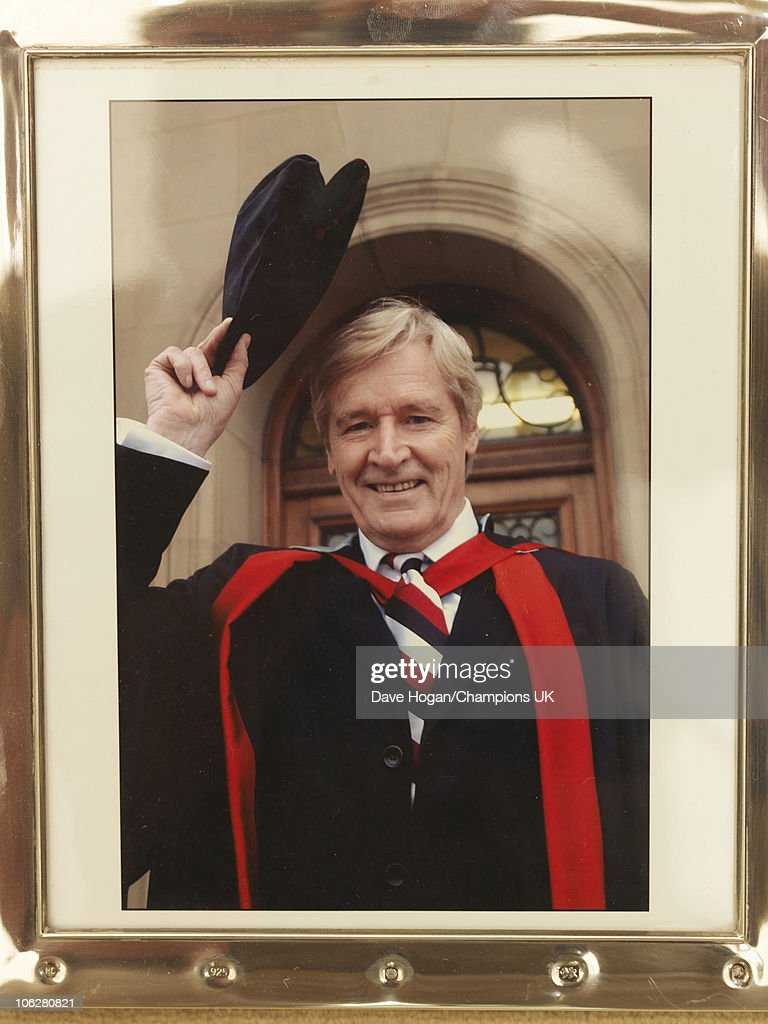 Bill Roache at home, Self assignment, July 12, 2010