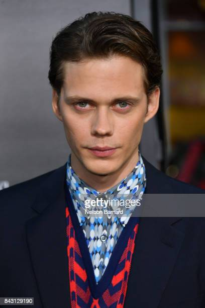 Actor Bill Skarsgard attends the premiere of Warner Bros Pictures and New Line Cinema's 'It' at the TCL Chinese Theatre on September 5 2017 in...