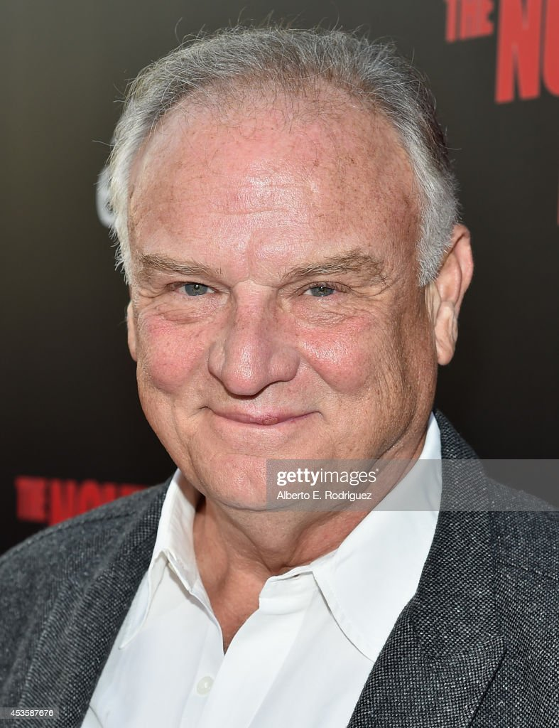 Actor Bill Smitrovich arrives to the World Premiere of Relativity Media's 'The November Man' at the TCL Chinese Theatre on August 13 2014 in...