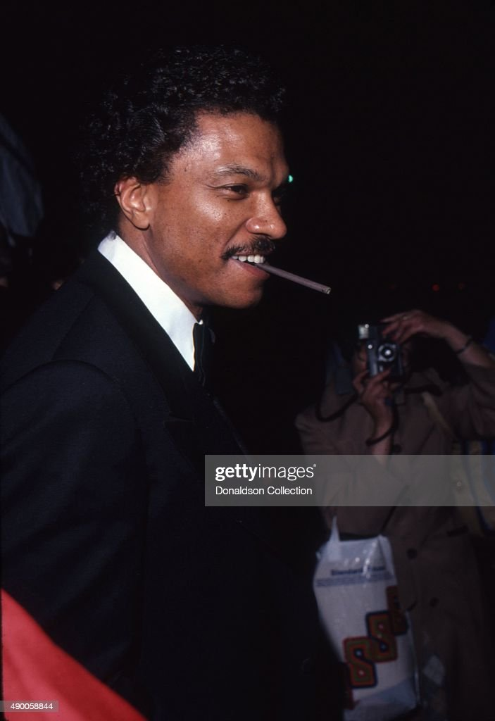 Actor Billie Dee Williams attends an event in March 1981 in Los Angeles California