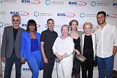 Actor Billy Bob Thornton actress Angela Bassett Lymphatic Education and Research Network Executive Director William Repicci actresses Kathy Bates...