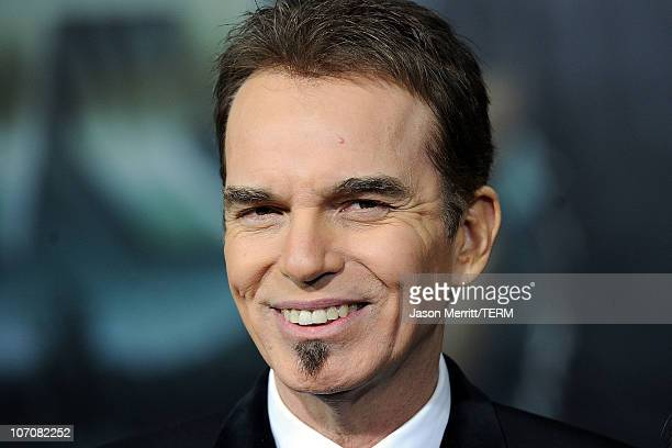 Actor Billy Bob Thornton arrives at the 'Faster' Los Angeles Premiere at Grauman's Chinese Theatre on November 22 2010 in Hollywood California