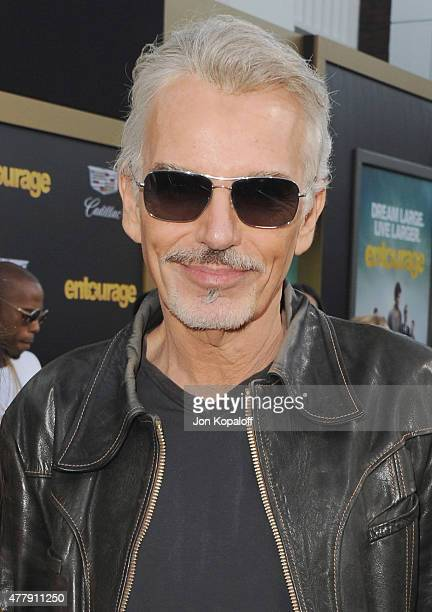 Actor Billy Bob Thornton arrives at the Los Angeles Premiere 'Entourage' at Regency Village Theatre on June 1 2015 in Westwood California