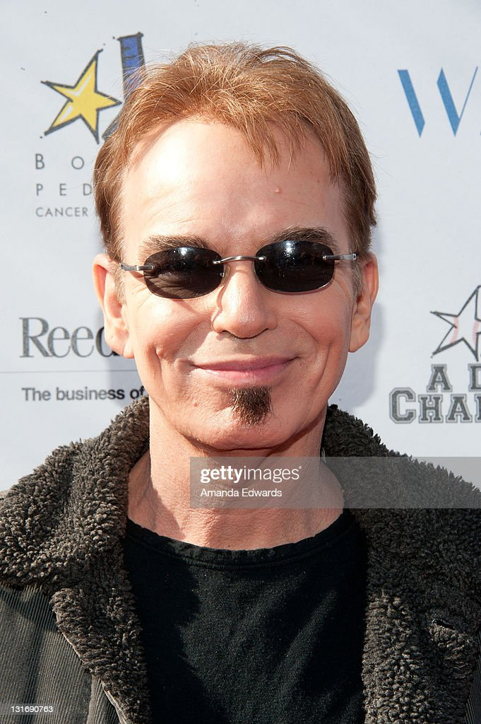 Actor <a gi-track='captionPersonalityLinkClicked' href=/galleries/search?phrase=Billy+Bob+Thornton&family=editorial&specificpeople=203028 ng-click='$event.stopPropagation()'>Billy Bob Thornton</a> arrives at the Yahoo! Sports Presents A Day Of Champions event at the Sports Museum of Los Angeles on November 6, 2011 in Los Angeles, California.