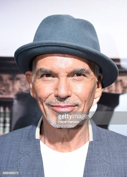 Actor Billy Bob Thornton arrives for the Los Angeles premiere of 'The Judge' at AMPAS Samuel Goldwyn Theater on October 1 2014 in Beverly Hills...