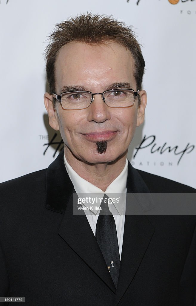 Actor <a gi-track='captionPersonalityLinkClicked' href=/galleries/search?phrase=Billy+Bob+Thornton&family=editorial&specificpeople=203028 ng-click='$event.stopPropagation()'>Billy Bob Thornton</a> attends the 12th Annual Harold Pump Foundation Gala at the Hyatt Regency Century Plaza on August 10, 2012 in Century City, California.