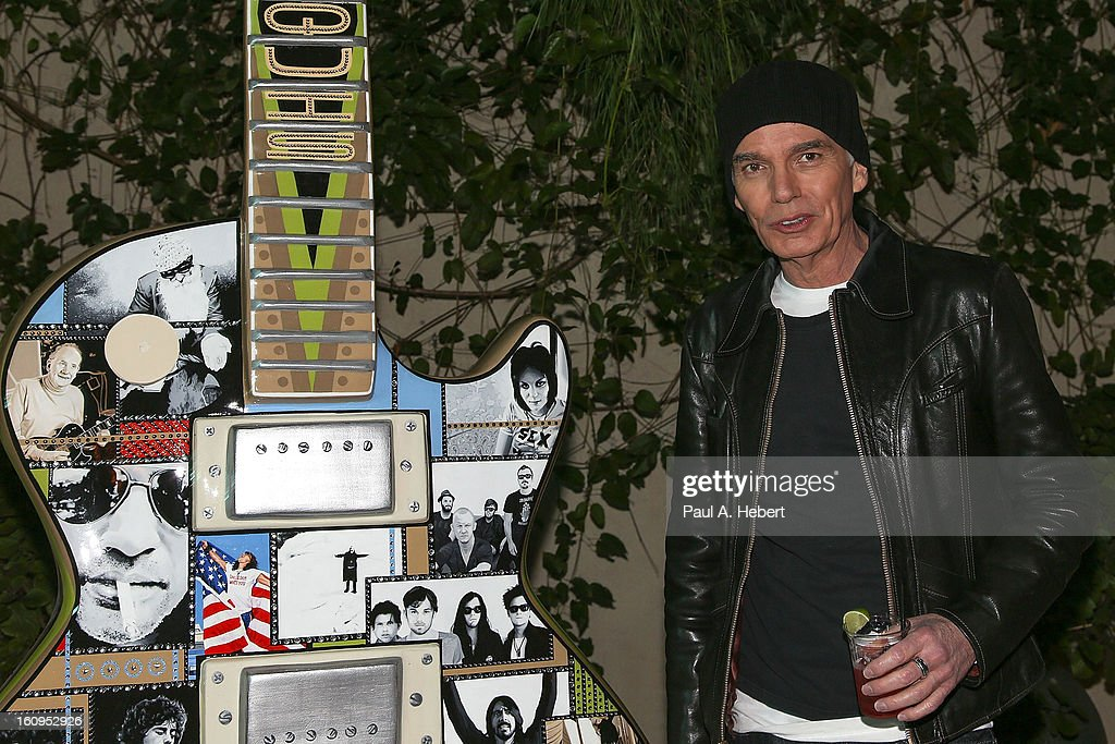 Actor <a gi-track='captionPersonalityLinkClicked' href=/galleries/search?phrase=Billy+Bob+Thornton&family=editorial&specificpeople=203028 ng-click='$event.stopPropagation()'>Billy Bob Thornton</a> attends The Morrison Hotel Gallery Opening At The Sunset Marquis on February 7, 2013 in West Hollywood, California.
