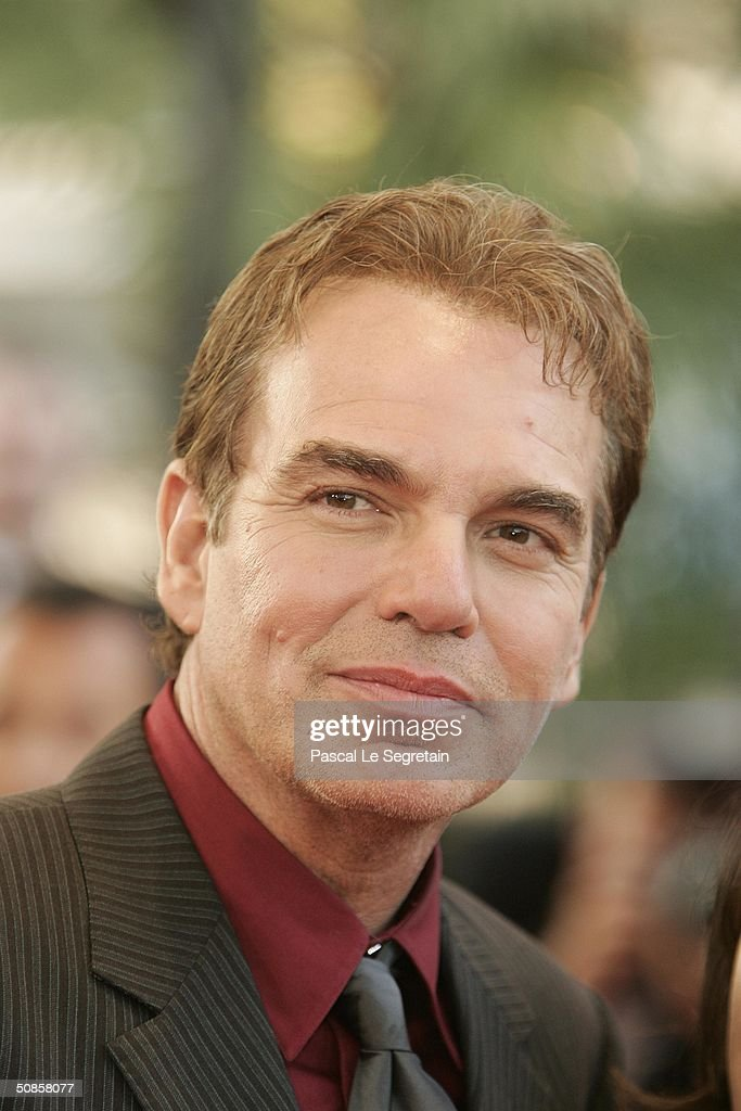 Actor Billy Bob Thornton attends the screening of the film 'Bad Santa' at the Palais des Festivals during the 57th International Cannes Film Festival May 19, 2004 in Cannes, France.