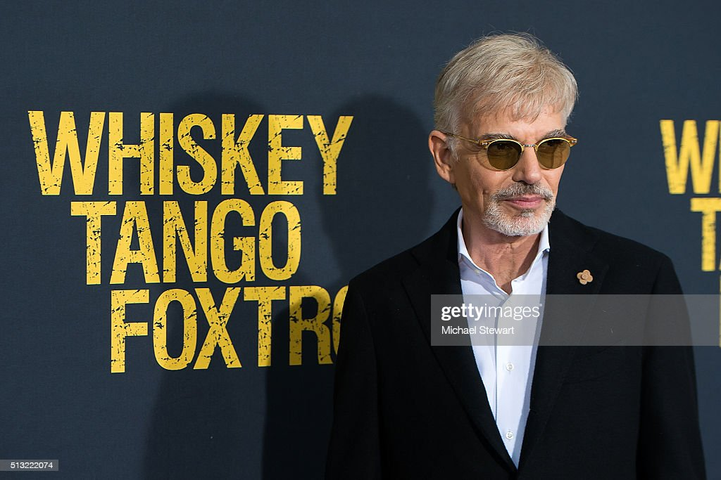 Actor Billy Bob Thornton attends the 'Whiskey Tango Foxtrot' World Premiere at AMC Loews Lincoln Square 13 theater on March 1, 2016 in New York City.
