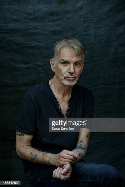 Actor Billy Bob Thornton is photographed for Emmy magazine on May 5 2014 in Los Angeles California