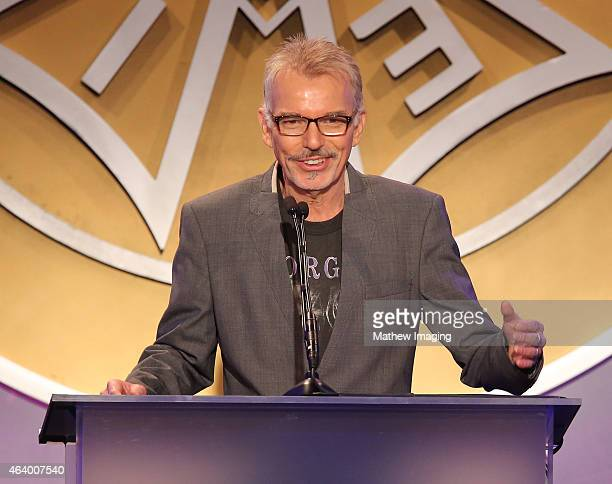 Actor Billy Bob Thorton speaks onstage at the 52nd Annual ICG Publicists Awards at The Beverly Hilton Hotel on February 20 2015 in Beverly Hills...