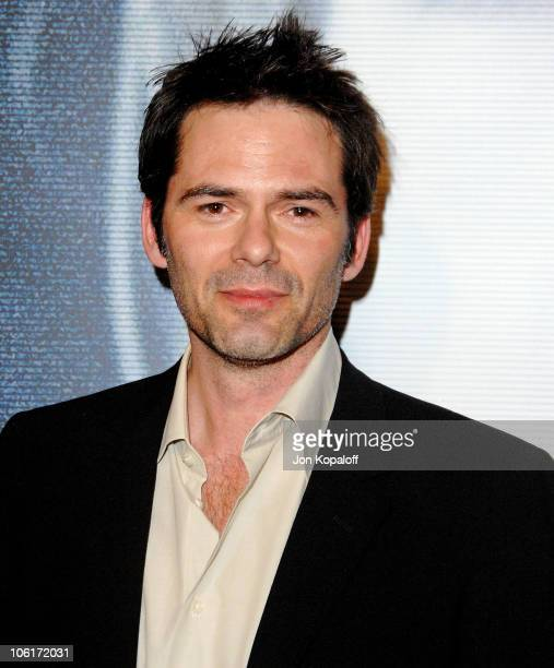 Actor Billy Burke arrives at the Los Angeles Premiere 'Untraceable' at the Pacific Design Center on January 22 2008 in Los Angeles California