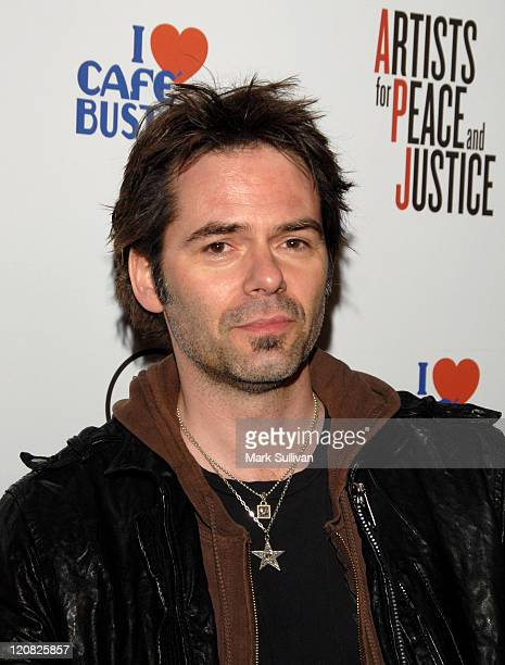 Actor Billy Burke attends Artists For Haiti benefit at Track 16 Gallery on January 28 2010 in Santa Monica California