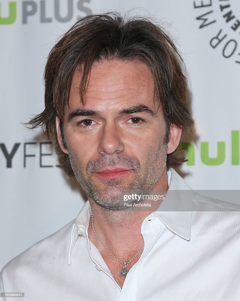 Actor <a gi-track='captionPersonalityLinkClicked' href=/galleries/search?phrase=Billy+Burke&family=editorial&specificpeople=602361 ng-click='$event.stopPropagation()'>Billy Burke</a> attends the 30th annual PaleyFest featuring the cast of 'Revolution' at the Saban Theatre on March 2, 2013 in Beverly Hills, California.