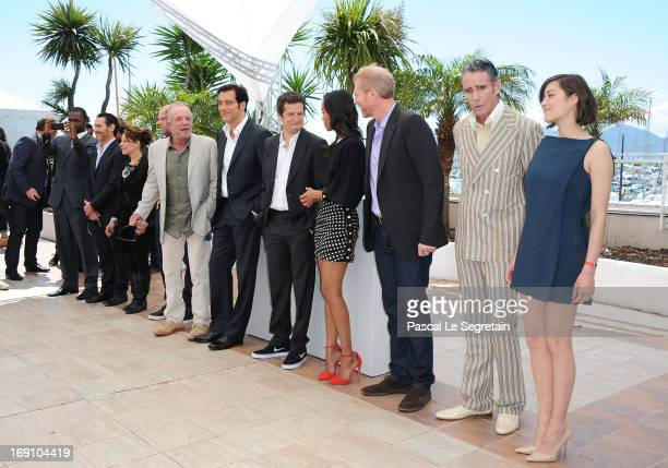 Actor Billy Crudup actress Lili Taylor actor Domenick Lombardozzi actor James Caan actor Clive Owen director Guillaume Canet actress Zoe Saldana...