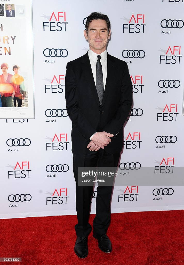 Actor Billy Crudup attends a screening of '20th Century Women' at the 2016 AFI Fest at TCL Chinese Theatre on November 16, 2016 in Hollywood, California.