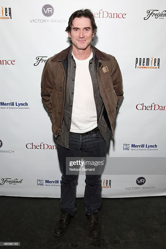 Actor <a gi-track='captionPersonalityLinkClicked' href=/galleries/search?phrase=Billy+Crudup&family=editorial&specificpeople=204698 ng-click='$event.stopPropagation()'>Billy Crudup</a> attends ChefDance 2015 presented by Victory Ranch and sponsored by Merrill Lynch, Freixenet and Anchor Distilling on January 27, 2015 in Park City, Utah.