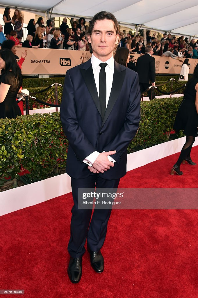Actor <a gi-track='captionPersonalityLinkClicked' href=/galleries/search?phrase=Billy+Crudup&family=editorial&specificpeople=204698 ng-click='$event.stopPropagation()'>Billy Crudup</a> attends the 22nd Annual Screen Actors Guild Awards at The Shrine Auditorium on January 30, 2016 in Los Angeles, California.