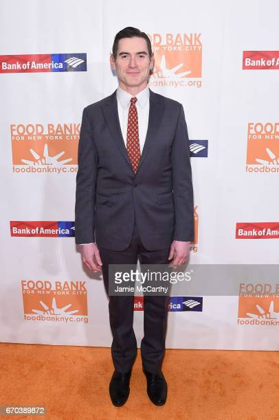 Actor Billy Crudup attends the Food Bank for New York City CanDo Awards Dinner 2017 on April 19 2017 in New York City