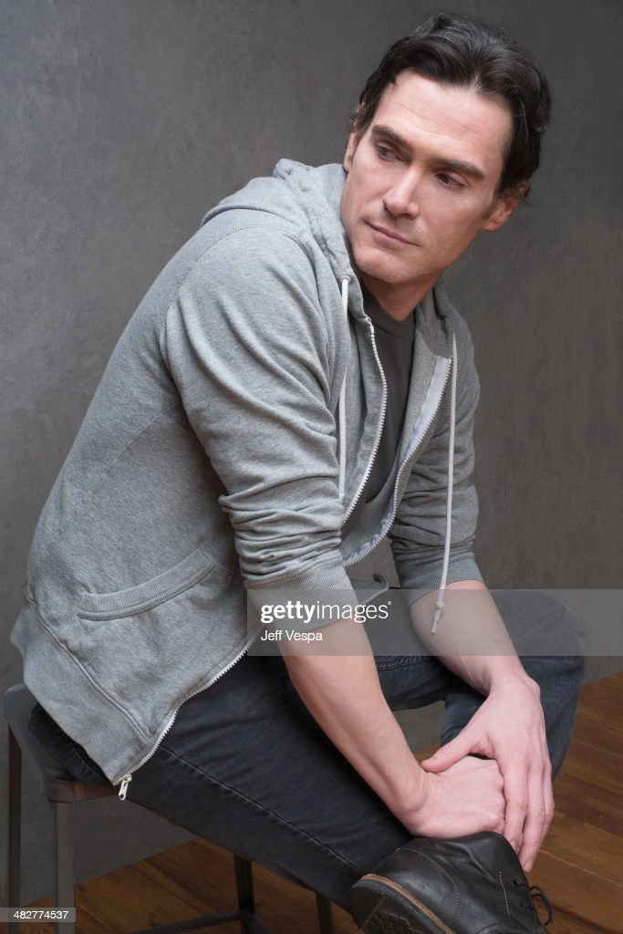 Actor <a gi-track='captionPersonalityLinkClicked' href=/galleries/search?phrase=Billy+Crudup&family=editorial&specificpeople=204698 ng-click='$event.stopPropagation()'>Billy Crudup</a> is photographed at the Sundance Film Festival 2014 for Self Assignment on January 25, 2014 in Park City, Utah.