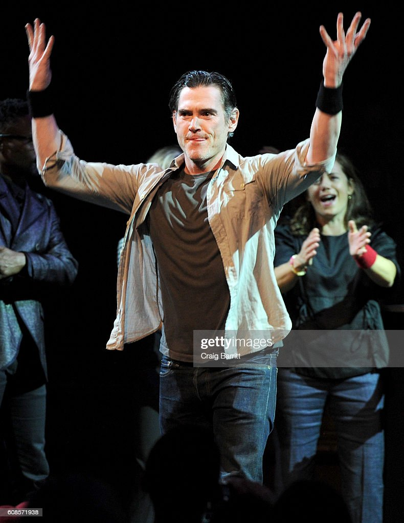 Celebrities travel just cute 2016 in focus boards sign in register - Actor Billy Crudup Performs Onstage At The Labyrinth Theater Company S Celebrity Charades Gala 2016 At Capitale