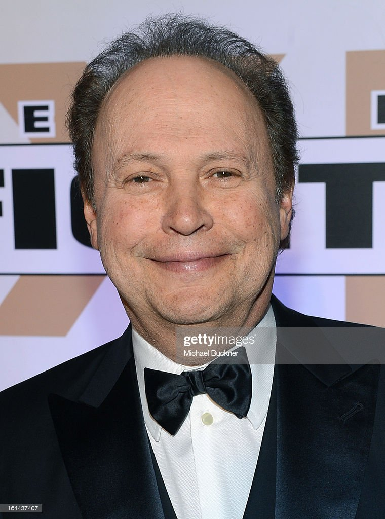 Actor <a gi-track='captionPersonalityLinkClicked' href=/galleries/search?phrase=Billy+Crystal&family=editorial&specificpeople=202497 ng-click='$event.stopPropagation()'>Billy Crystal</a> attends Muhammad Ali's Celebrity Fight Night XIX at JW Marriott Desert Ridge Resort & Spa on March 23, 2013 in Phoenix, Arizona.