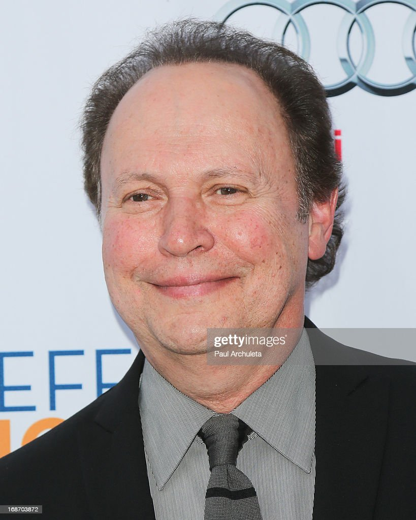 Actor <a gi-track='captionPersonalityLinkClicked' href=/galleries/search?phrase=Billy+Crystal&family=editorial&specificpeople=202497 ng-click='$event.stopPropagation()'>Billy Crystal</a> attends the Geffen annual fundraiser at the Geffen Playhouse on May 13, 2013 in Los Angeles, California.