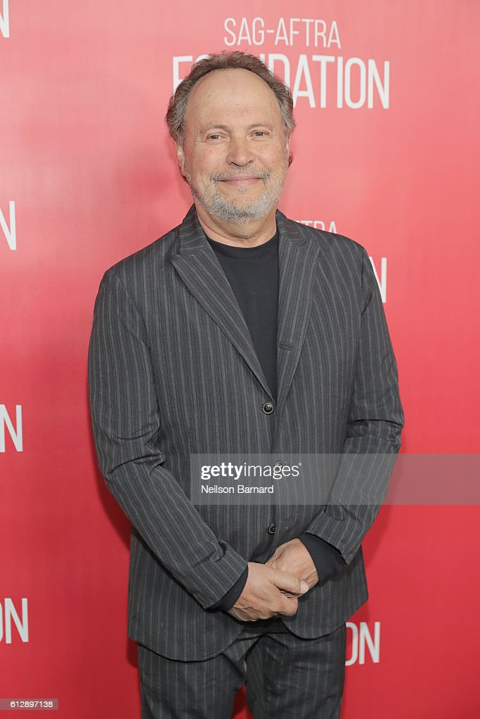 Actor Billy Crystal attends the grand opening Of SAG-AFTRA Foundation's Robin Williams Center on October 5, 2016 in New York City.