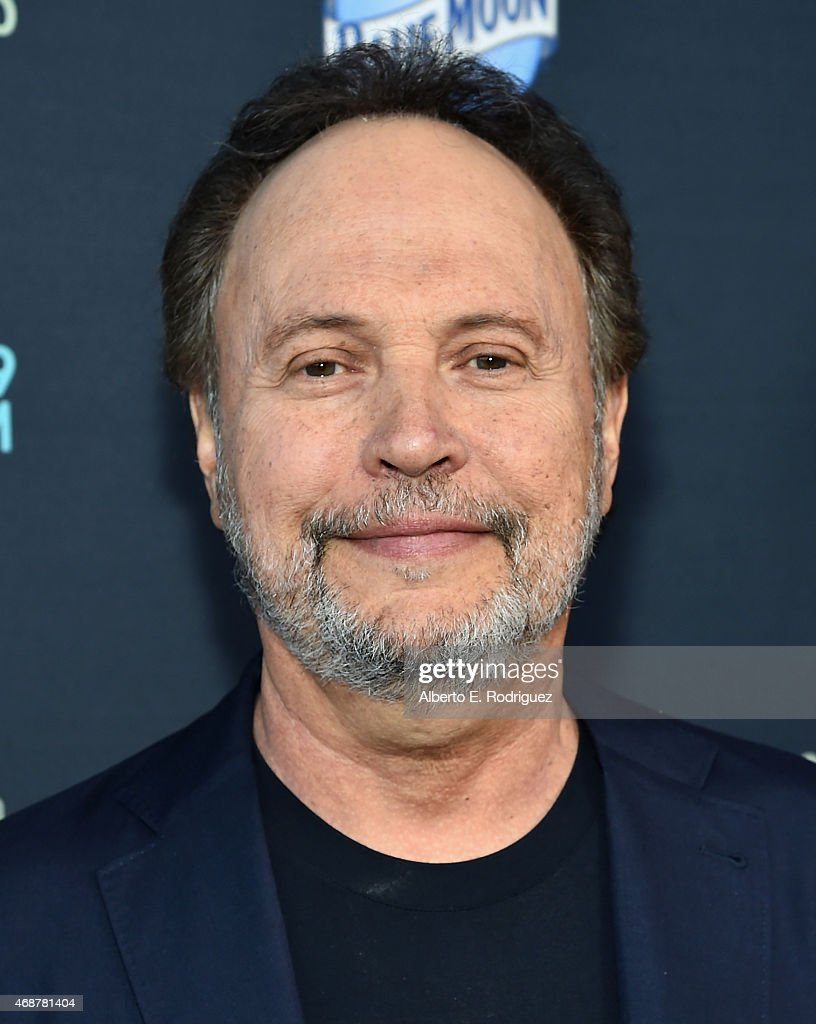 Actor <a gi-track='captionPersonalityLinkClicked' href=/galleries/search?phrase=Billy+Crystal&family=editorial&specificpeople=202497 ng-click='$event.stopPropagation()'>Billy Crystal</a> attends the premiere of FX's 'The Comedians' at The Broad Stage on April 6, 2015 in Santa Monica, California.