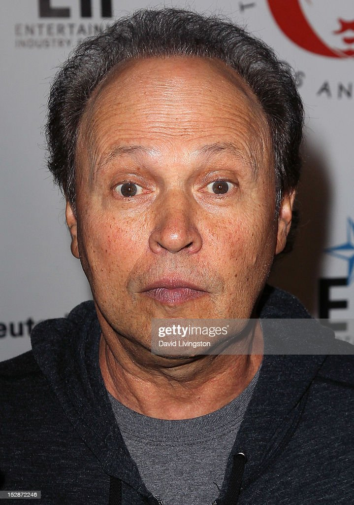 Actor <a gi-track='captionPersonalityLinkClicked' href=/galleries/search?phrase=Billy+Crystal&family=editorial&specificpeople=202497 ng-click='$event.stopPropagation()'>Billy Crystal</a> attends the Shakespeare Center of Los Angeles' 22nd Annual 'Simply Shakespeare' at the Freud Playhouse, UCLA on September 27, 2012 in Westwood, California.
