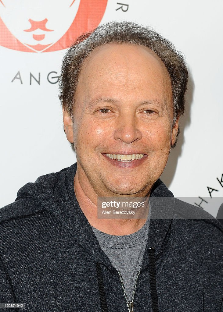 Actor Billy Crystal attends the Shakespeare Center of Los Angeles' 22nd annual 'Simply Shakespeare' reading of 'A Midsummer Night's Dream' at Freud Playhouse, UCLA on September 27, 2012 in Westwood, California.