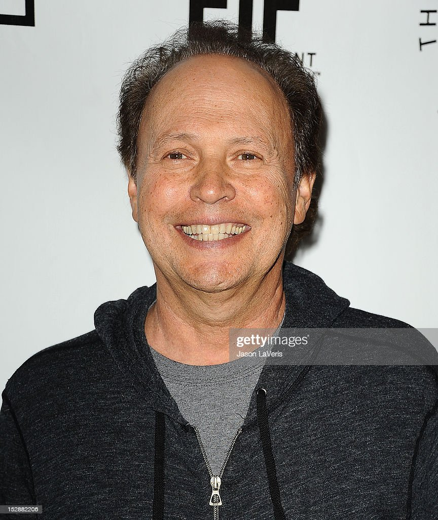 Actor <a gi-track='captionPersonalityLinkClicked' href=/galleries/search?phrase=Billy+Crystal&family=editorial&specificpeople=202497 ng-click='$event.stopPropagation()'>Billy Crystal</a> attends the Shakespeare Center of Los Angeles' 22nd annual 'Simply Shakespeare' event at Freud Playhouse, UCLA on September 27, 2012 in Westwood, California.