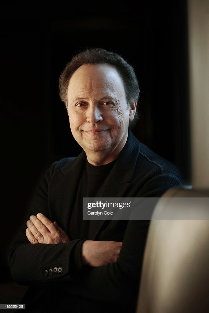 Actor <a gi-track='captionPersonalityLinkClicked' href=/galleries/search?phrase=Billy+Crystal&family=editorial&specificpeople=202497 ng-click='$event.stopPropagation()'>Billy Crystal</a> is photographed for Los Angeles Times on April 4, 2014 in New York City. PUBLISHED IMAGE.