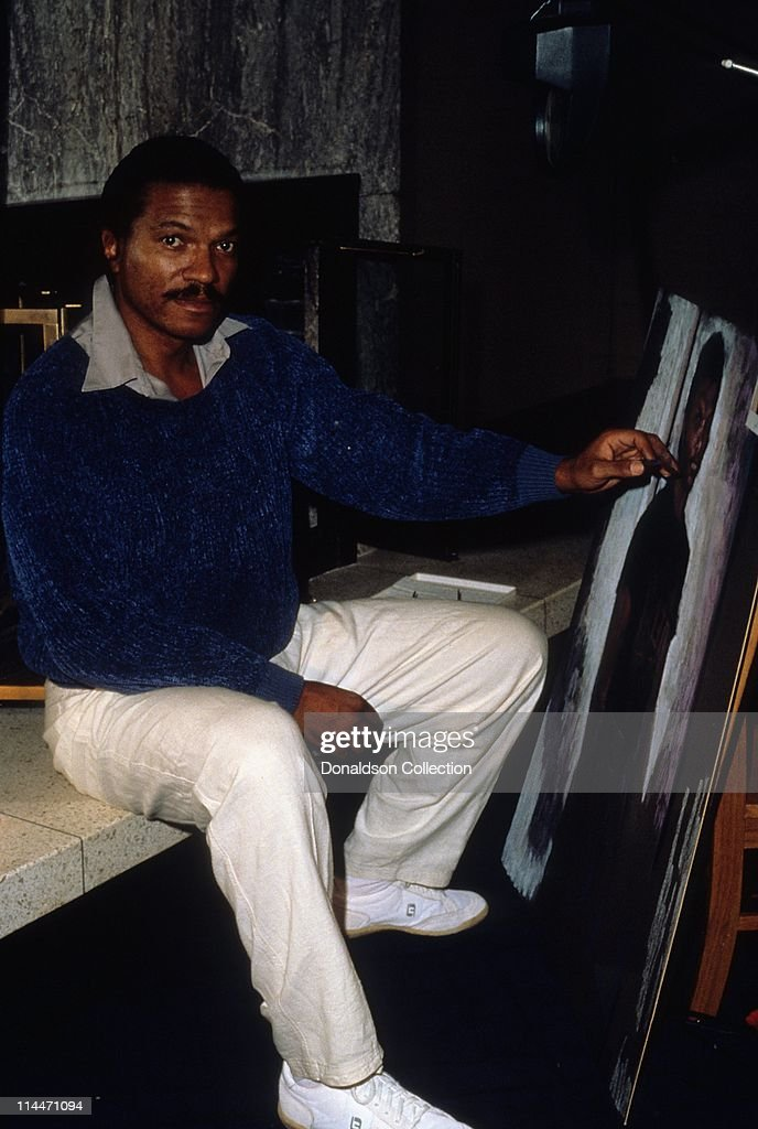 Actor Billy Dee Williams poses for a portrait in 1985 in Los Angeles California