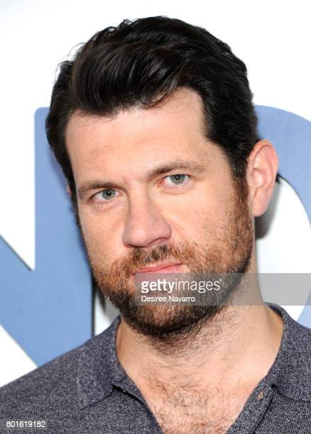 Actor Billy Eichner attends 'Friends From College' New York Premiere at AMC 34th Street on June 26 2017 in New York City