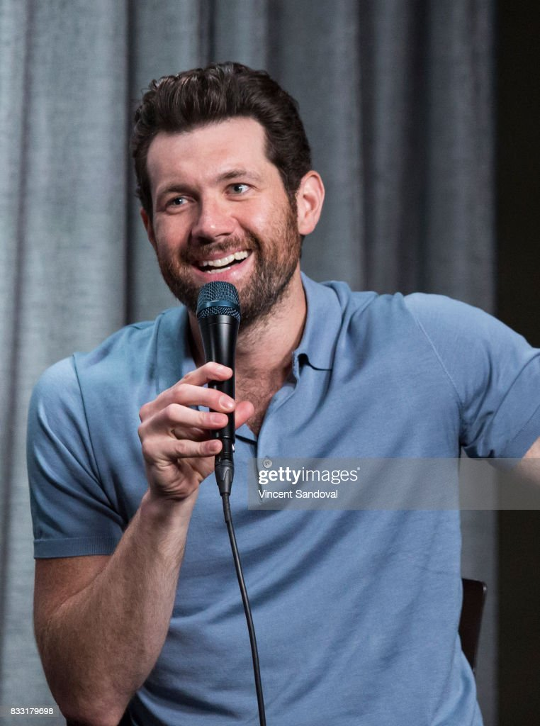 Actor Billy Eichner attends SAG-AFTRA Foundation Conversations with 'Billy On The Street' at SAG-AFTRA Foundation Screening Room on August 16, 2017 in Los Angeles, California.