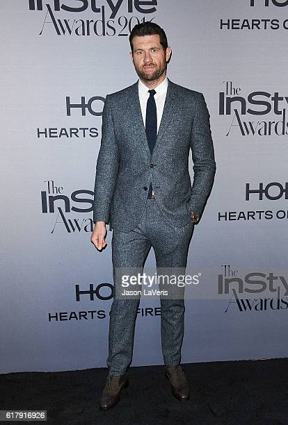 Actor Billy Eichner attends the 2nd annual InStyle Awards at Getty Center on October 24 2016 in Los Angeles California