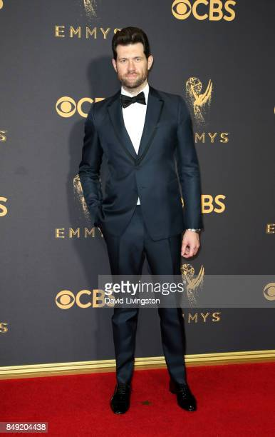 Actor Billy Eichner attends the 69th Annual Primetime Emmy Awards Arrivals at Microsoft Theater on September 17 2017 in Los Angeles California