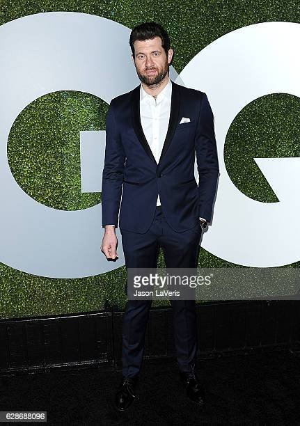Actor Billy Eichner attends the GQ Men of the Year party at Chateau Marmont on December 8 2016 in Los Angeles California