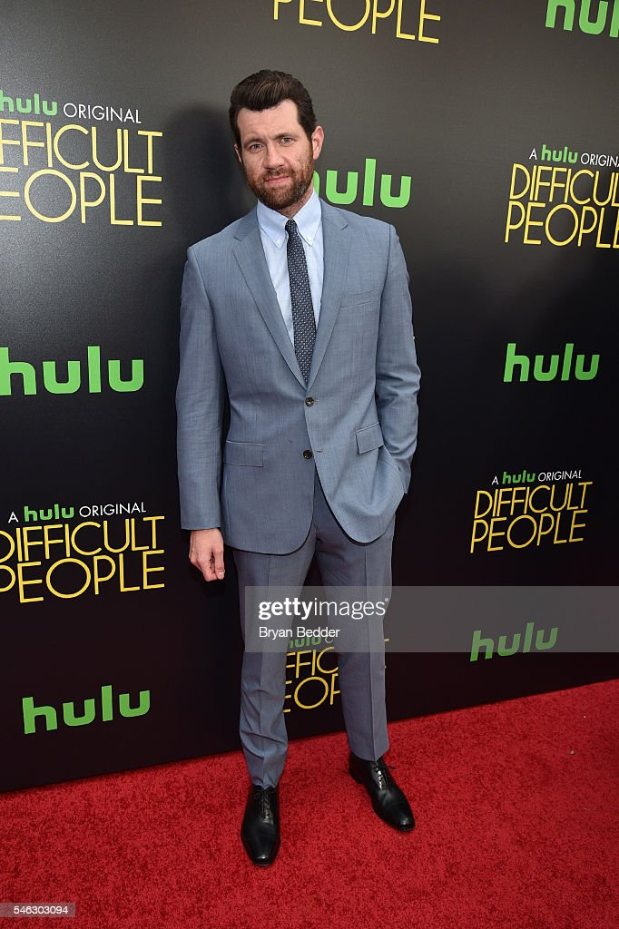 Hulu Original Difficult People Premiere in New York