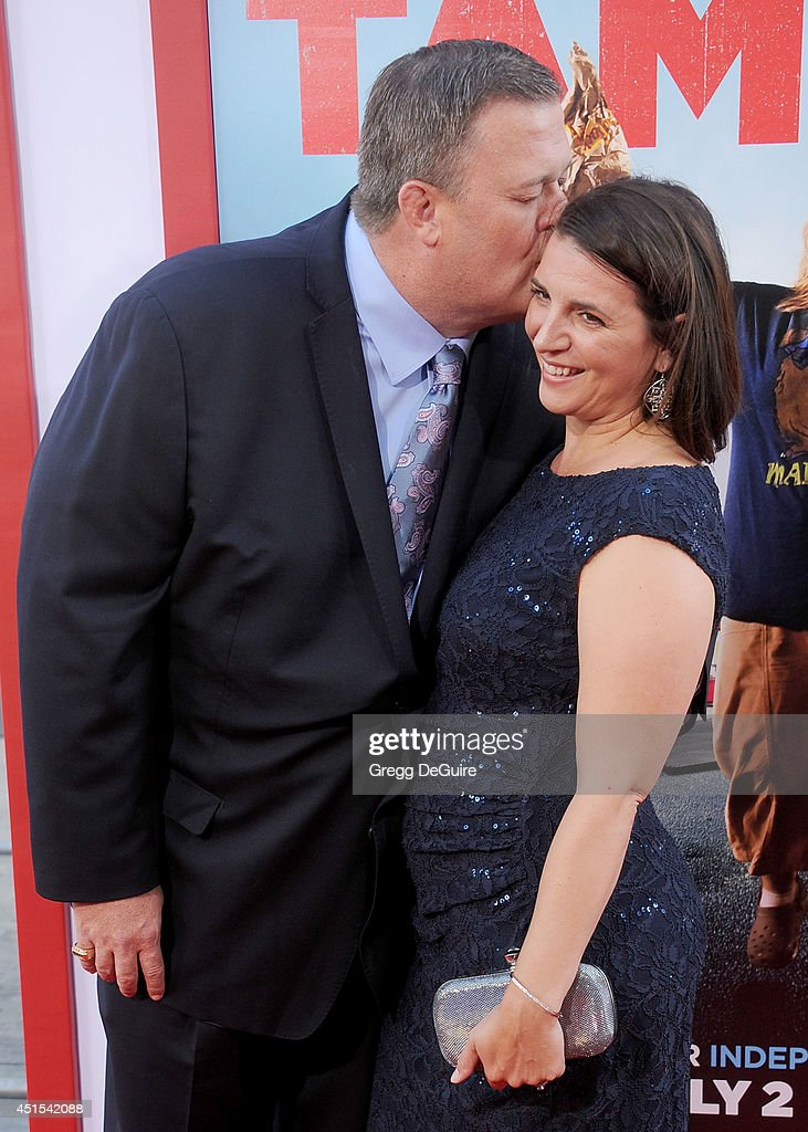 Actor <a gi-track='captionPersonalityLinkClicked' href=/galleries/search?phrase=Billy+Gardell&family=editorial&specificpeople=797590 ng-click='$event.stopPropagation()'>Billy Gardell</a> and wife Patty Gardell arrive at the premiere of 'Tammy' at TCL Chinese Theatre on June 30, 2014 in Hollywood, California.