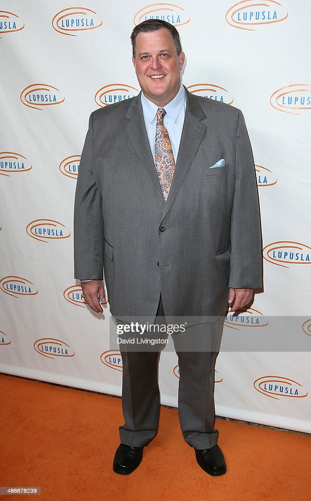 Actor <a gi-track='captionPersonalityLinkClicked' href=/galleries/search?phrase=Billy+Gardell&family=editorial&specificpeople=797590 ng-click='$event.stopPropagation()'>Billy Gardell</a> attends the 14th Annual Lupus LA Orange Ball at the Regent Beverly Wilshire Hotel on May 8, 2014 in Beverly Hills, California.