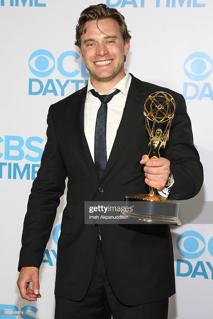 Actor <a gi-track='captionPersonalityLinkClicked' href=/galleries/search?phrase=Billy+Miller+-+Attore&family=editorial&specificpeople=12915047 ng-click='$event.stopPropagation()'>Billy Miller</a> attends The 40th Annual Daytime Emmy Awards After Party at The Beverly Hilton Hotel on June 16, 2013 in Beverly Hills, California.