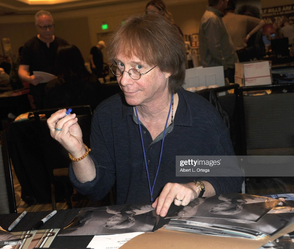 Actor Billy Mumy at The Hollywood Show held at Westin LAX Hotel on October 21, 2017 in Los Angeles, California.